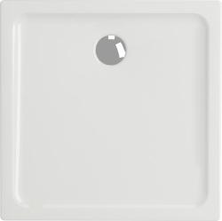 CERSANIT - Sprchová vanička TAKO 80x4, čtverec CW (S204-009), fotografie 2/2