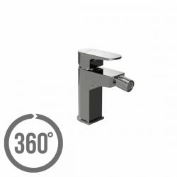 CERSANIT - Bidetová baterie VIGO jednopáková, jednootvorová, stojánková, bez přepínače, CHROM (S951-015), fotografie 2/4