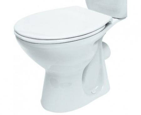 CERSANIT - WC KOMBI MÍSA PRESIDENT P010/011, HORIZONTÁLNÍ (K08-016-PP)