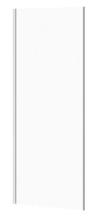 CERSANIT - Boční stěna k posuvným dveřím CREA 80x200, čiré sklo (S900-2613)
