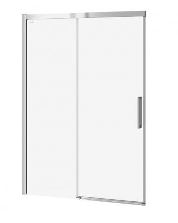 CERSANIT - Sprchové posuvné dveře CREA 140x200, čiré sklo (S159-008)