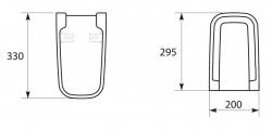 CERSANIT - POLOSLOUP PURE SP BOX (K101-003-BOX), fotografie 6/3
