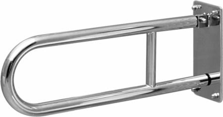 CERSANIT - Nástěnné madlo 75 pro WC, pohyblivé  (K97-035)